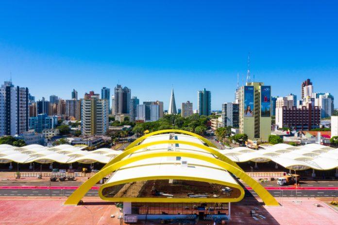 Maringá é a terceira do Paraná na geração de empregos.