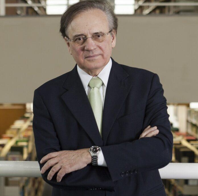 José Pio Martins, economista, reitor da Universidade Positivo