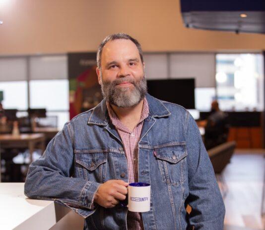 Paulo Leitner-Diretor de Gente e Gestão
