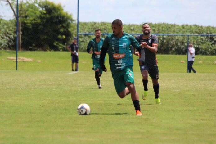 Vinicius chegou para esta temporada