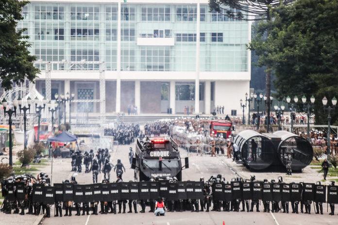 Massacre do Centro Cívico