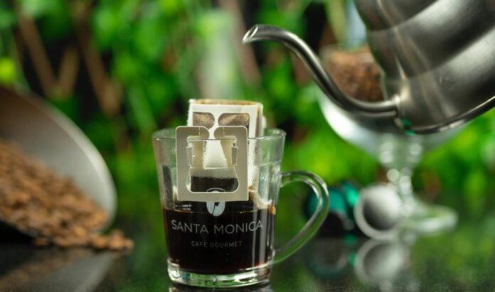 Marca lançou primeiro Drip Coffee no mercado brasileiro