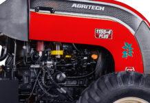 Tratores da Agritech já saem de fábrica com aditivo industrial que possui ação bactericida e biocida.