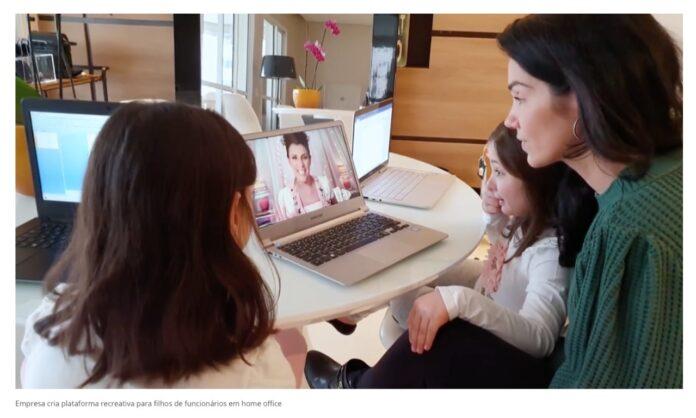 Conciliar trabalho com o cuidado das crianças é grande preocupação entre profissionais em home office