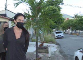 Monique, mãe de Henry, foi presa na manhã desta quinta-feira (8)