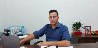 Deputado Arilson Chiorato