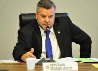 Deputado delegado Jacovós