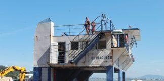 Ferry boat de Guaratuba