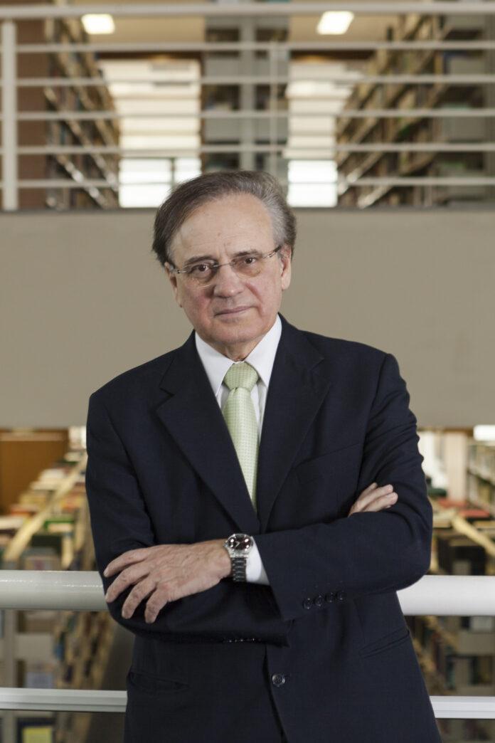 José Pio Martins, economista e reitor da Universidade Positivo.