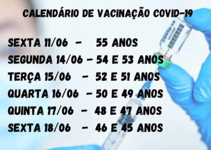 Vacinação em Maringá