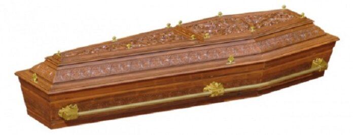caixão