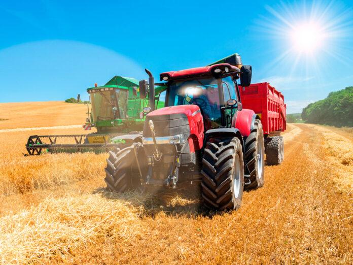 Aquisição de Máquinas e Equipamentos agrícolas apresenta crescimento