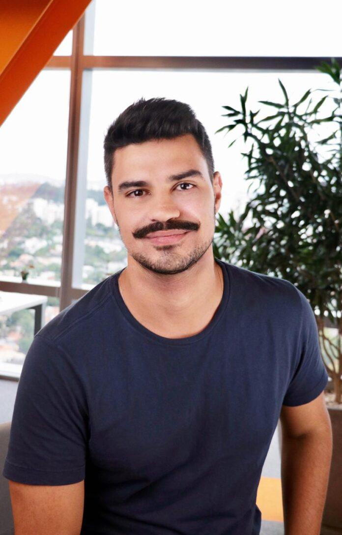 Cristiano Caporici, diretor de Comunicação e Marketing na Tecnobank.