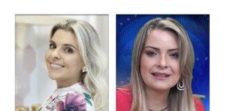 Ester Corrêa e Dra Luciana Toral