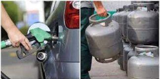 Gás e combustível