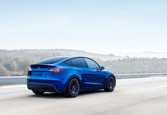 Tesla -Modelo Y