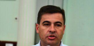Presidente da AMP Júnior Weiller.