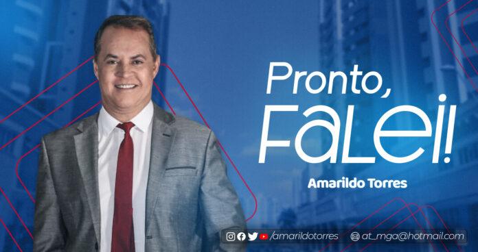 Pronto Falei - Amarildo Torres