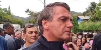 Bolsonaro barrado