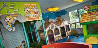 Os Resorts Bourbon oferecem espaços da Turma da Mônica com brincadeiras educativas e muito divertidas