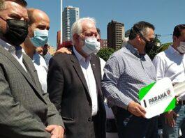 Delegado Jacovós participa da entrega de 83 veículos para a saúde de Maringá e região