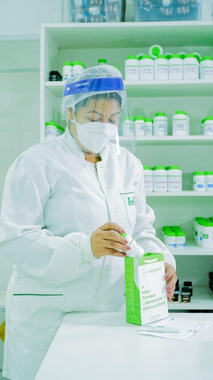 Miligrama firma parceria com o curso de Farmácia da PUCPR